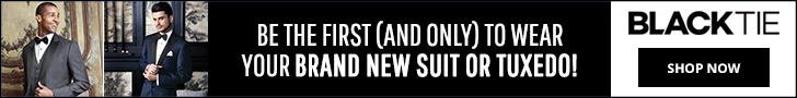 New Suits at BLACKTIE.com