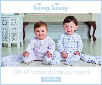 100% Pima cotton style for your little one on kissykissy.com