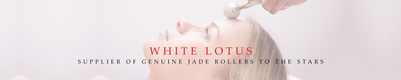 White Lotus Banner
