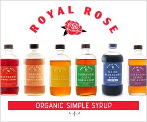 Royal Rose - Organic Simple Syrup