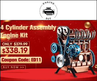 4 Cylinder Car Engine Assembly Kit At Just $338.19