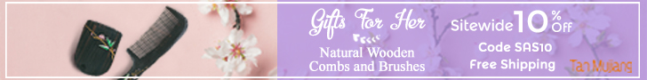 Gifts for her! Natural wooden combs and brushes. Sitewide 10% off use code SAS10. Free shipping!