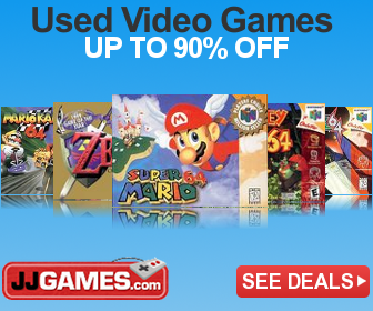 Used Video Games