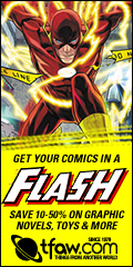 Find comics and more at TFAW.com