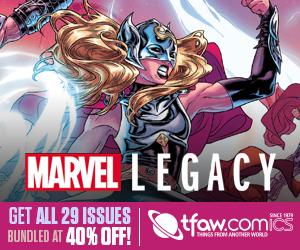 Marvel Legacy 29-Comic Bundle and Sale