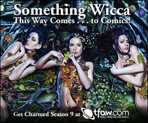 Buy Charmed Season 9 Comics at TFAW.com!