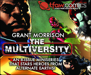 Save 20% on Multiversity Pre-Orders at TFAW.com!