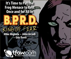 Follow the BPRD at TFAW.com
