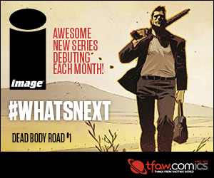 Find out What's Next From Image Comics!