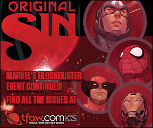 Buy Original Sin comics, graphic novels, and more at TFAW!