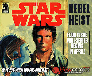 Buy Star Wars Comics and Graphic Novels at TFAW.com