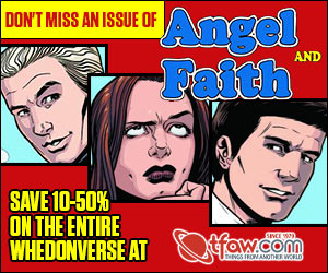 Find Angel & Faith comics at TFAW.com!