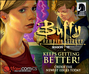 Find Buffy the Vampire Slayer Season 10 comics at TFAW.com!