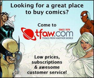TFAW comics, subscriptions, service
