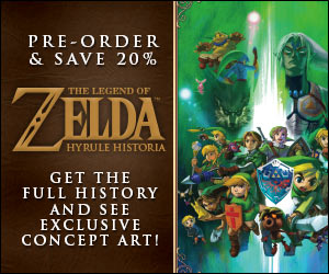 Get The Legend of Zelda: Hyrule Historia at TFAW