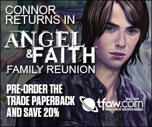 Buy Angel & Faith comics from Dark Horse Comics!