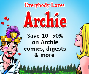 We have Archie at TFAW.com