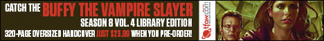 Buy the Buffy Season 8 Library Editions at TFAW.com!