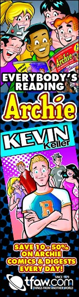 Buy Archie comics & digests at TFAW.com!