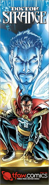 Get ready for Doctor Strange with TFAW.com!