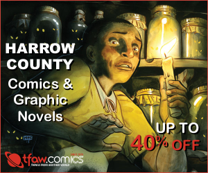 Up To 40% Off Harrow County Comics & Graphic Novels