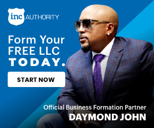 Form Your Free LLC Today! - 300 x 250