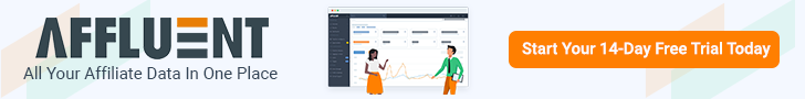 Affluent - All your affiliate data in one place
