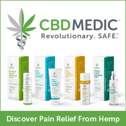 CBDMedic banner