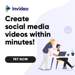 Easily create videos to market your brand!