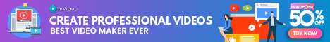 InVideo banner