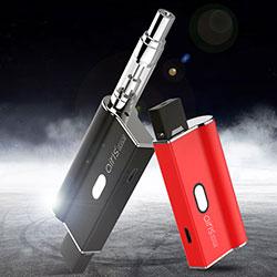 Airis Janus 2IN1 Vaporizer Battery For Salt Nicotine Pod&510 thread cartridges