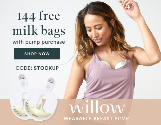 Willow Pump Discount Code