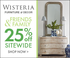 Shop Wisteria's 4th of July Sitewide Sale