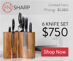 Set of 6 Knives