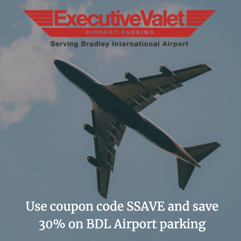 Save on Bradley Airport Parking