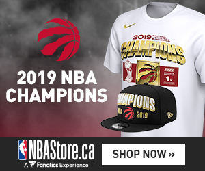 Toronto Raptors 2019 NBA Finals Champs Gear