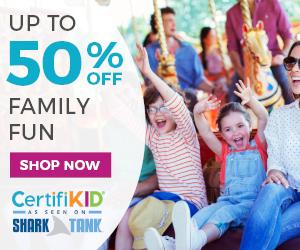 50% off family fun