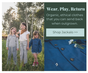 Wear, Play, Return- organic & ethical clothes that you can send back when outgrown