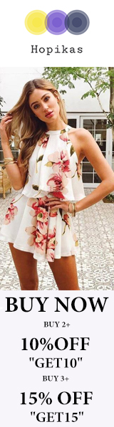Make sure to get one of our cheap chiffon rompers as soon as possible.