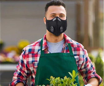 Activated Carbon Dustproof Mask Are you now troubled by dust chemicals, smoke and particles.