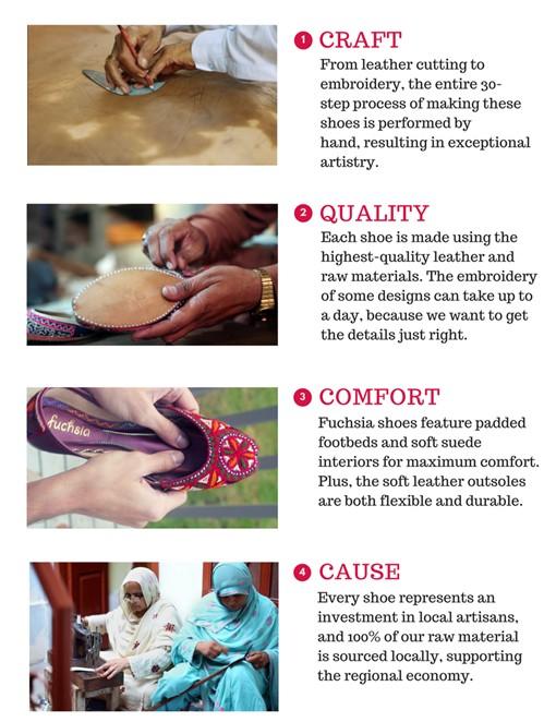 Shop Aritsan Made Luxury Shoes at Fuchsia Shoes