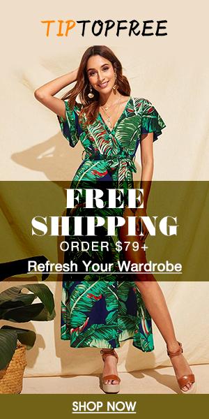Tiptopfree Free Shipping On Orders $69+ Buy Now!