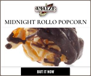 Midnight Rollo Popcorn