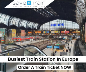 Busiest Train Station In Europe