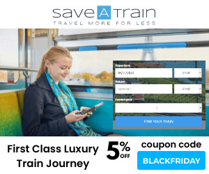 First Class Luxury Train Journey