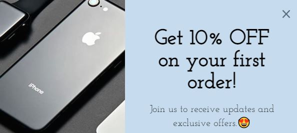 212 - Get 10% off on your FIRST order!
