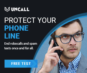 Protect your phone line