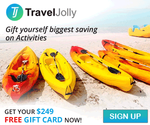 TravelJolly Big Savings on Travel Booking
