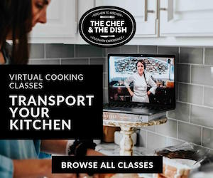 Transport your kitchen with The Chef and the Dish