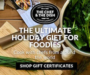The ultimate holiday gift for foodies - Shop gift certificates